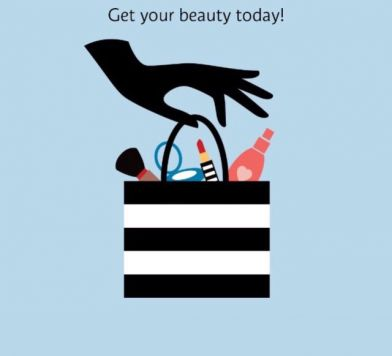 Buy Online, Pick up in-store at Sephora