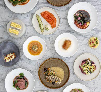 Chef's Tasting Series at Bluebird London