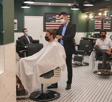 Father and Son Promotion at Long & Short Barber Co.