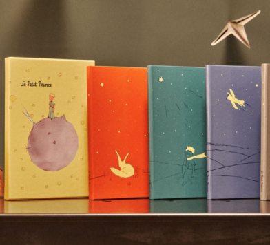 Limited Edition Le Petite Prince Notebooks at Moleskine