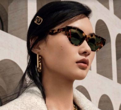 New Fendi Collection at Solstice Sunglasses